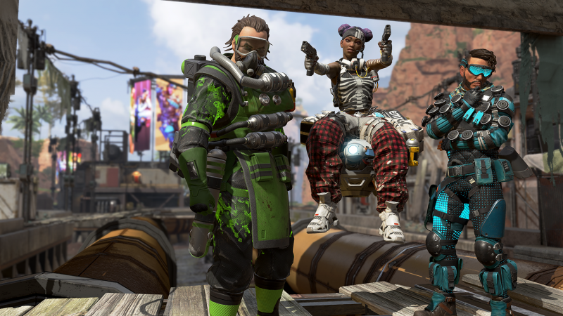 Everything You Need To Know About Respawn's New Battle Royale