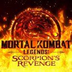 Animated Mortal Kombat Film 'Scorpion's Revenge' Coming This Year
