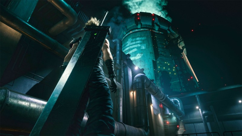 Final Fantasy VII Remake Releases Early In Some Markets