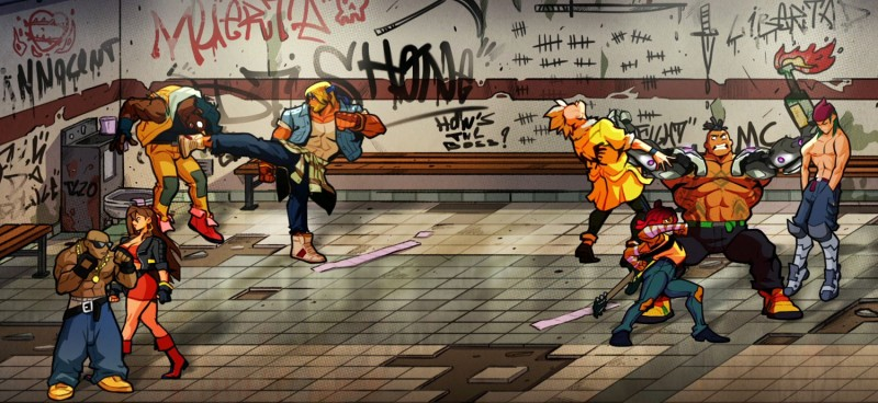 Streets of Rage 4 Review — Return To The Old-School Neighborhood