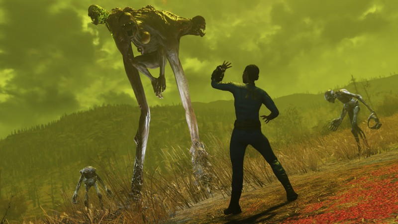 Does Wastelanders Improve Fallout 76?