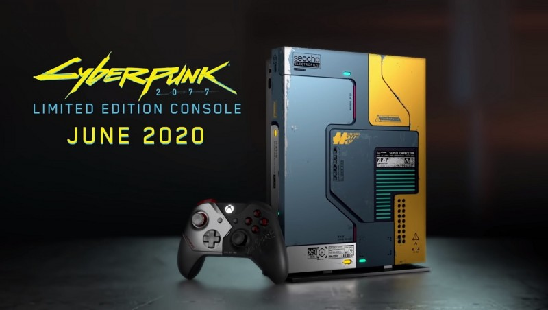 UPDATE: Microsoft Officially Unveils Its Cyberpunk 2077 Xbox One X