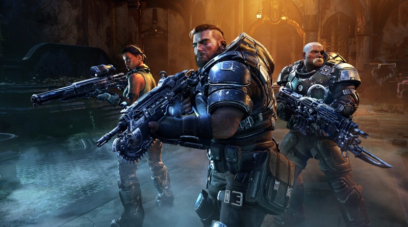 See What Gears Tactics Has To Offer In The Launch Trailer