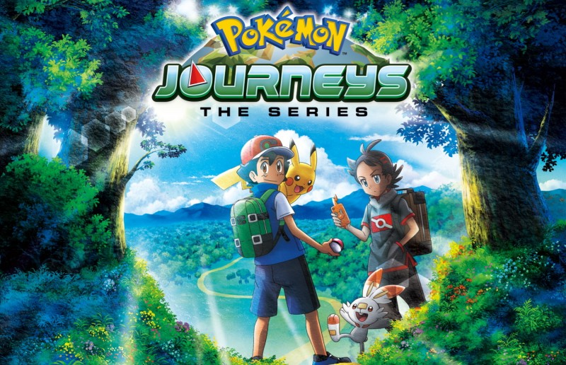 New Seasons Of Pokémon Anime Coming Exclusively To Netflix