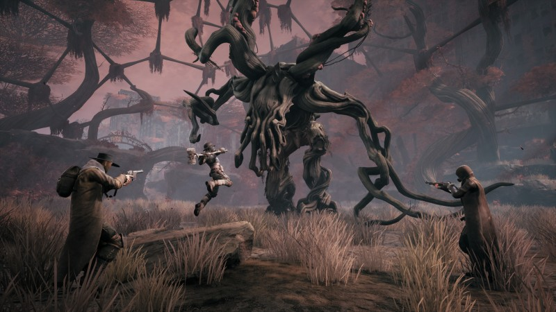 Remnant: From The Ashes Swamps of Corsus DLC Arrives Today