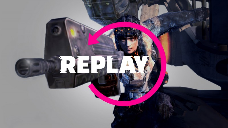 Replay — Lost Planet