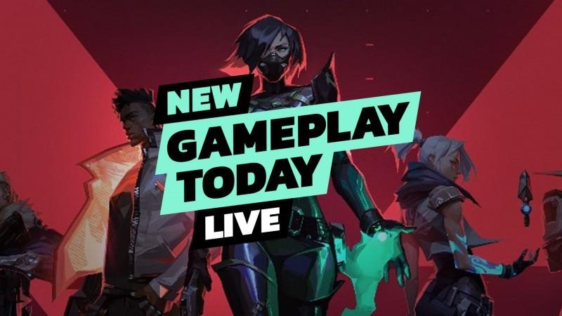 Valorant Closed Beta –New Gameplay Today Live