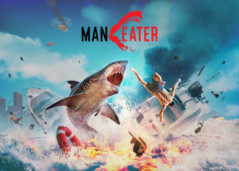 Check Out Maneater In A Slew Of New Videos