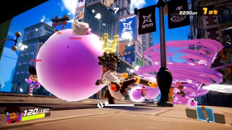 Switch Brawler Ninjala Delayed Until June