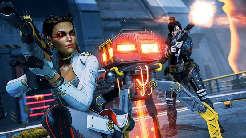 The Hunt Begins For Apex Legends Season 5 In New Gameplay Trailer