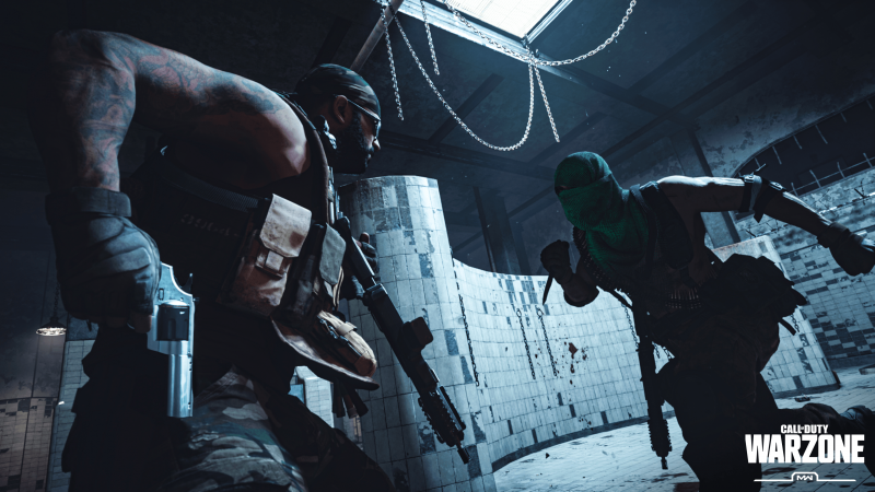 Call of Duty: Warzone's Secret Bunkers Have Been Opened