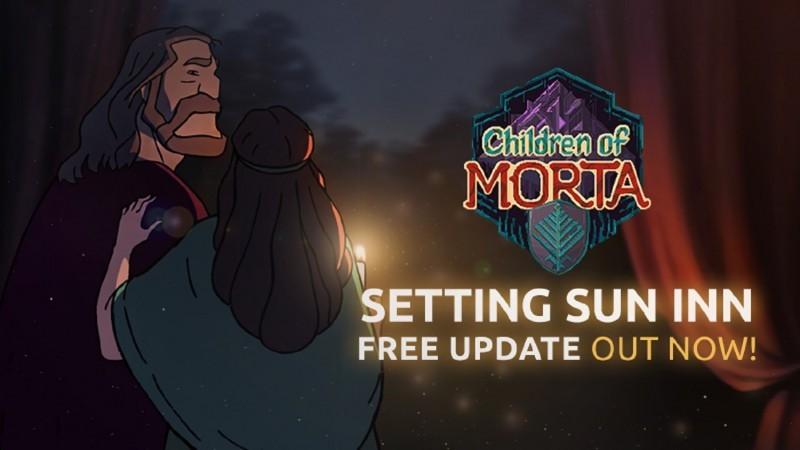 Children of Morta's Setting Sun Inn Free Update Is Live