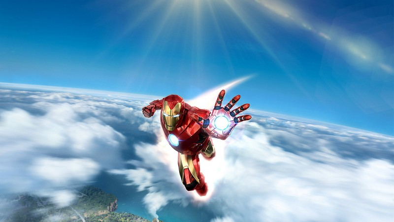 Sony Announces Demo Of Marvel's Iron Man VR And Console Bundle