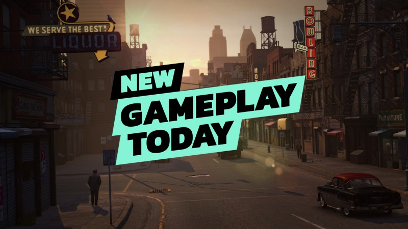 New Gameplay Today — Mafia II: Definitive Edition