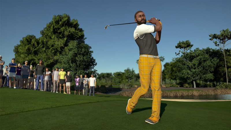 PGA Tour 2K21 Is The Same Golf Club You Know And Love
