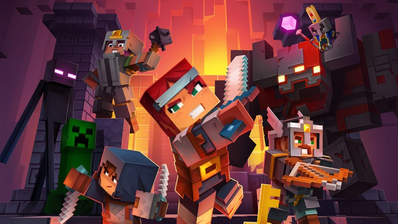 Minecraft Dungeons — Video Review