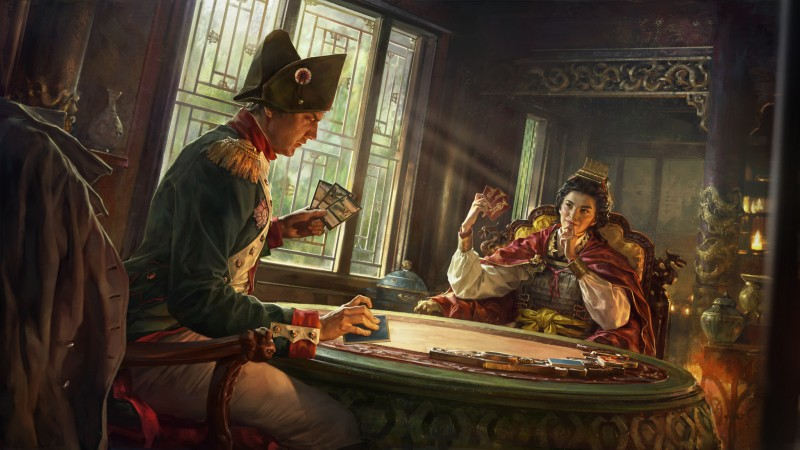 Are You Ready For A Total War Collectible Card Game? Check Out Total War: Elysium