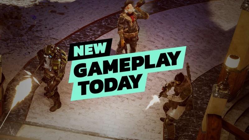 Wasteland 3 – New Gameplay Today