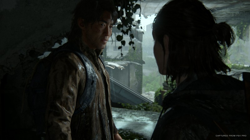 The Last Of Us Part II Launch Trailer Is Short And Intense