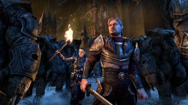 The Elder Scrolls Online: Greymoor Is Now Available, Check Out The Launch Trailer