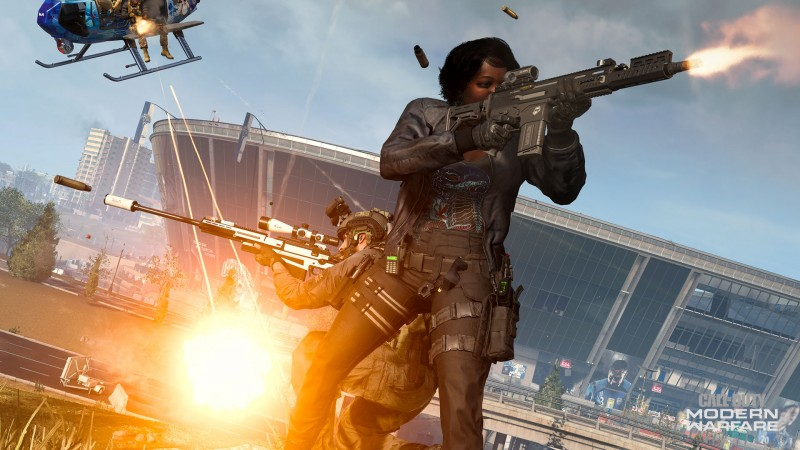 Call of Duty: Warzone Supports 200 Player Combat Today