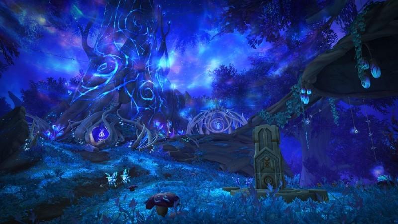 World of Warcraft Reveals Ardenweald