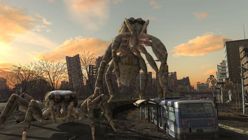 Two Earth Defense Force Games Announced, Including EDF 6