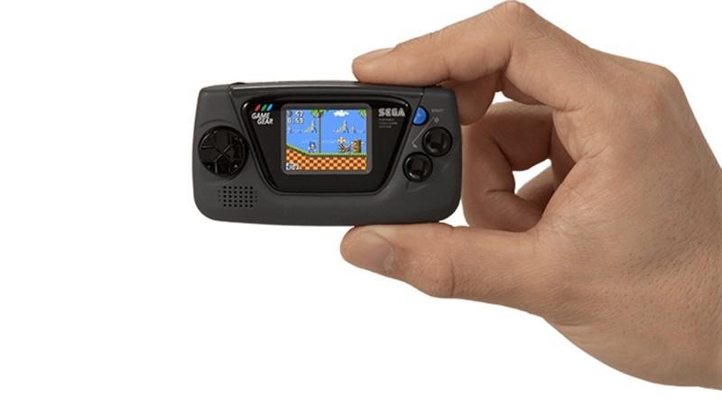Sega Releasing Game Gear Micro In Japan