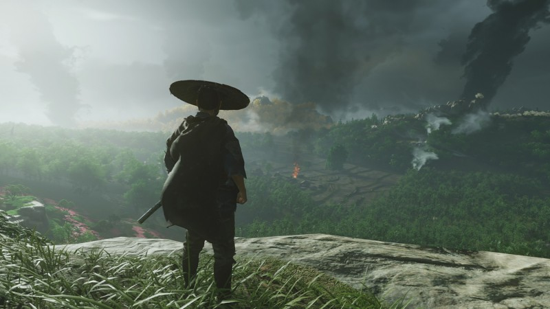 A Storm Is Coming With Ghost of Tsushima's New Trailer