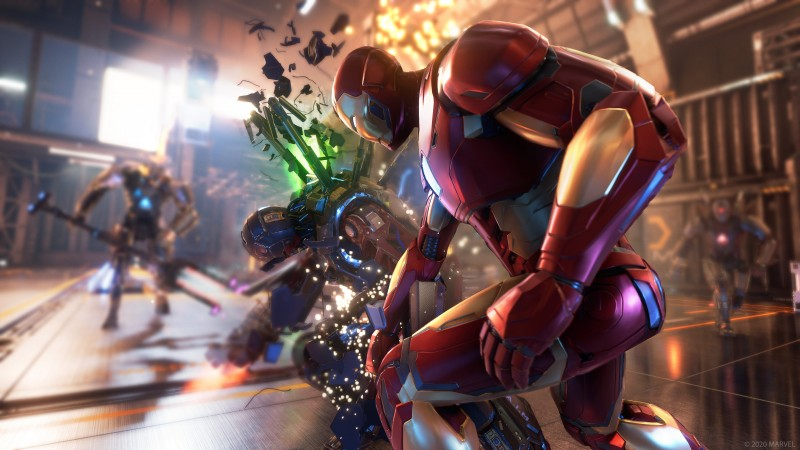 Marvel's Avengers Is A PS5 And Xbox Series X Launch Title That Will Give Free Next-Gen Upgrades