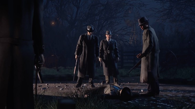 New Trailer Re-Introduces Mafia For Its Definitive Edition
