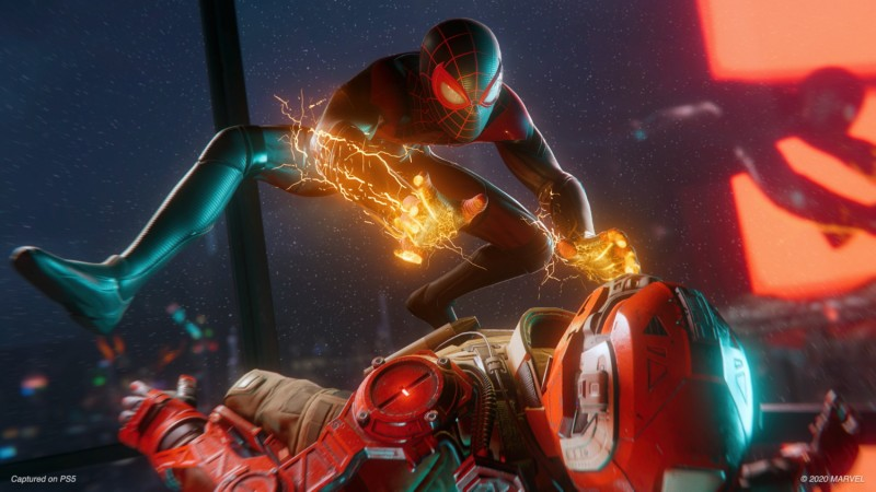 Insomniac Talks About Making Spider-Man: Miles Morales Its Own Game