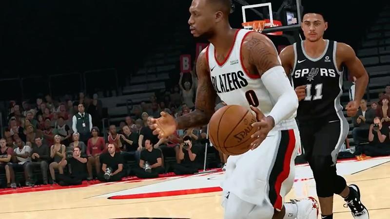 Damian Lillard Announced As Current-Gen NBA 2K21 Cover Star