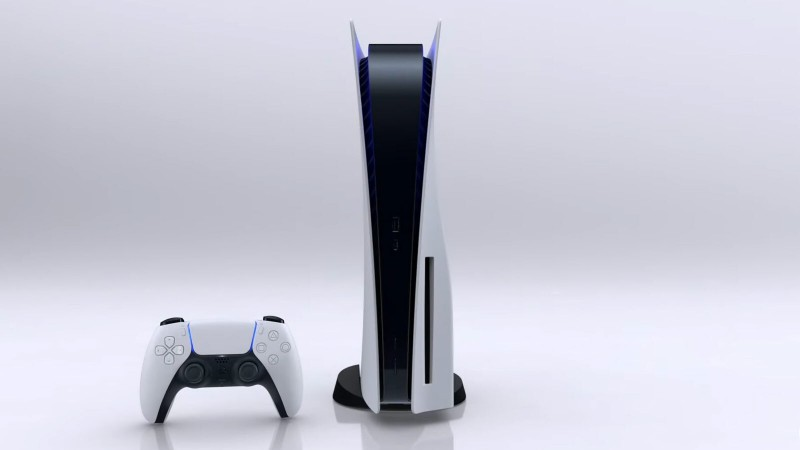 The First Look At The PlayStation 5