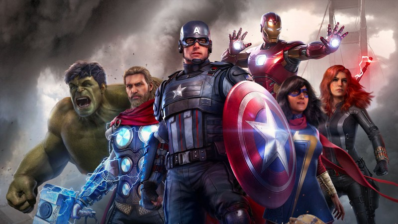 Watch The Avengers New Gameplay Reveal With Game Informer