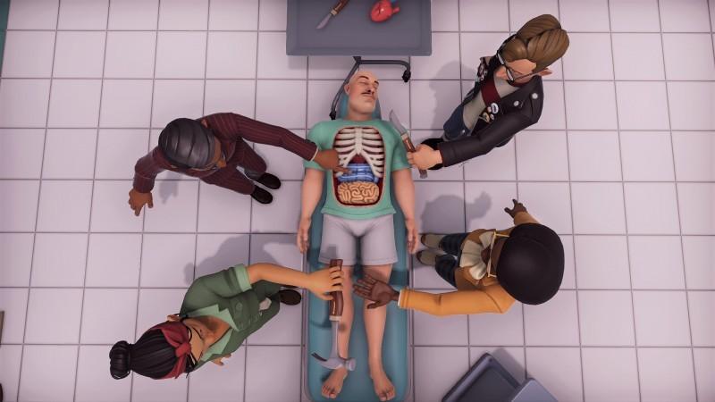 Surgeon Simulator 2 Let's You Commit Braindead Surgery