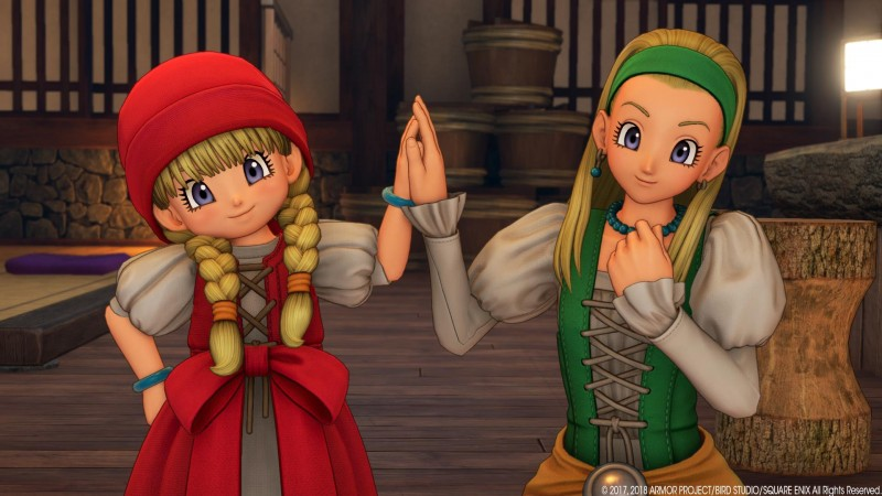 Dragon Quest XI S Is Coming To Xbox One And PC