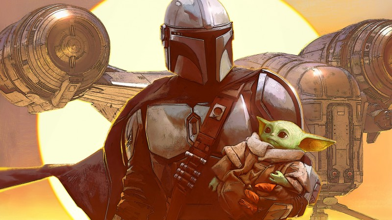 The Mandalorian's Story Will Continue In Books And Comics