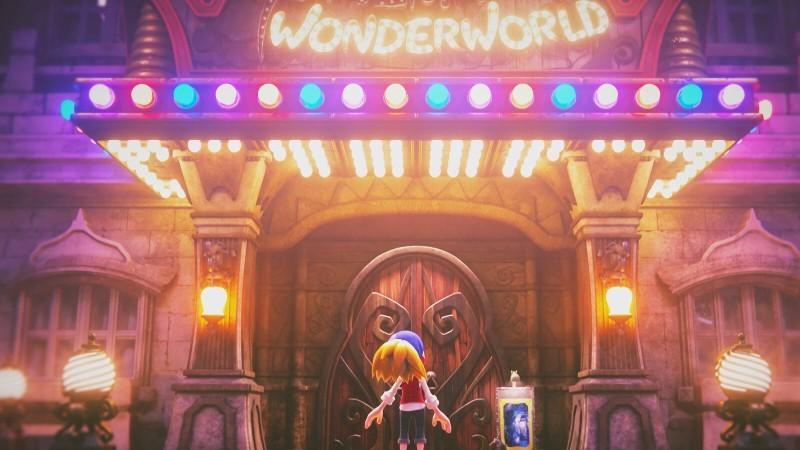 Square Enix's Balan Wonderworld Steps Into The Spotlight