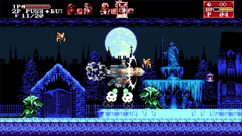 Bloodstained: Curse of the Moon 2 Review – Second Curse, Same As The First