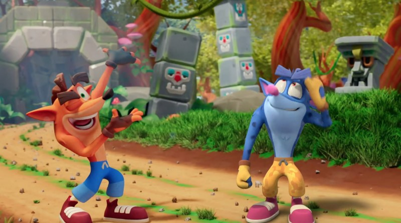 Crash Bandicoot Is Getting A Mobile Game With Character Customization