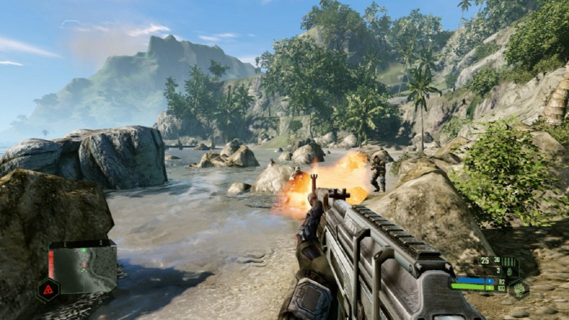 Crysis Remastered Arrives On Switch July 23