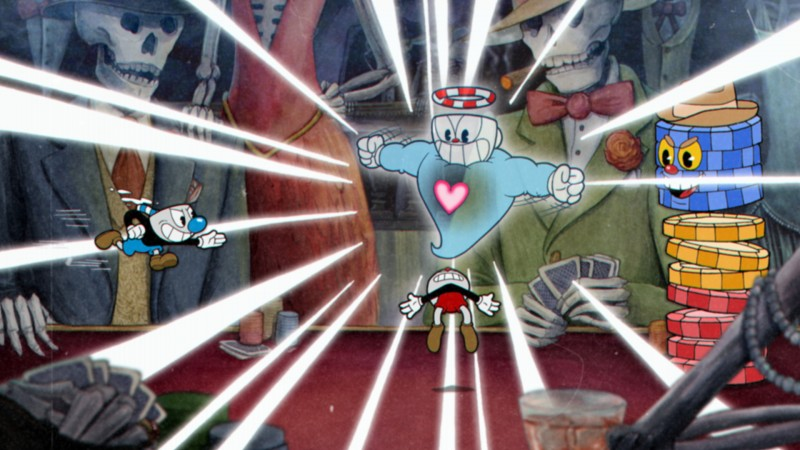 Cuphead Arrives On PS4 Today
