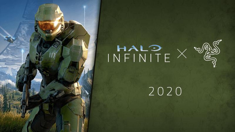 Razer Is Making Halo Infinite Hardware