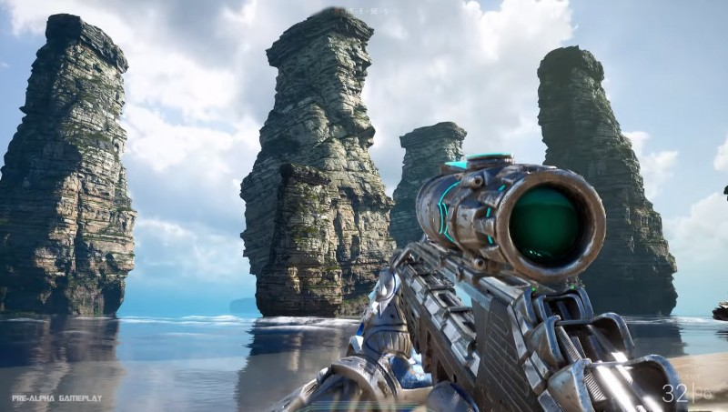 ExoMecha Is A Promising Free-To-Play Competitive FPS
