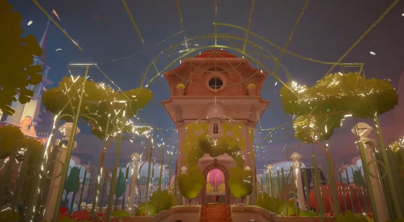 Mind-Bending Puzzle Game, Maquette, Revealed For PS4