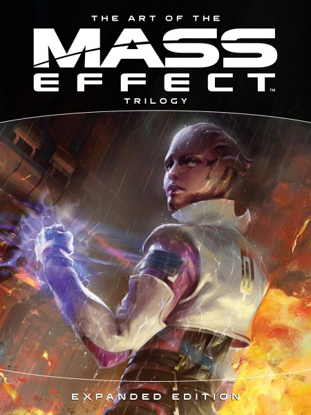 Mass Effect Art Book Getting Expanded Re-release