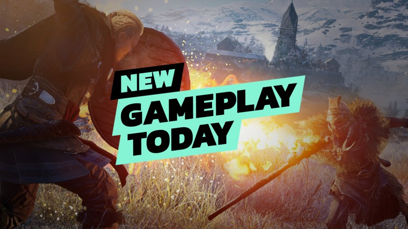 Assassin's Creed Valhalla Raid Battle – New Gameplay Today