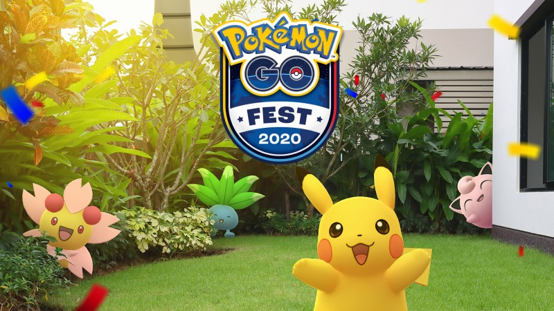 Pokémon Go Fest Enters Day Two