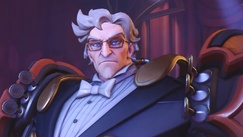 Overwatch Players Can Earn Sigma's Legendary Maestro Skin Beginning Today